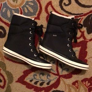 Women's Black Boots size 9.5, $50 OBO! Great buy!